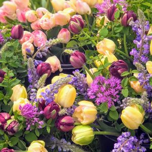 Garden Gem Flower Subscription Prairie Sky Farms
